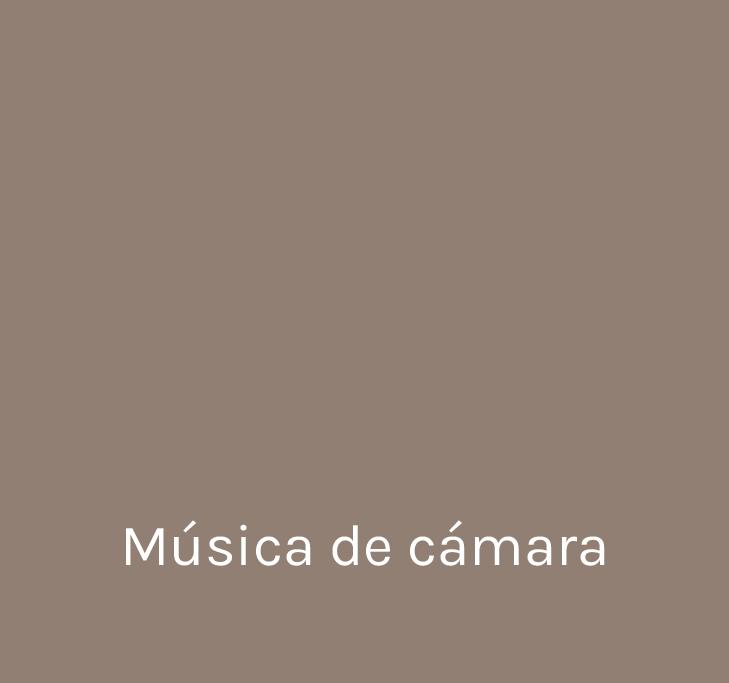 Música de cámara   Banks, Ibarra, Sánchez Gutiérrez y Toussaint